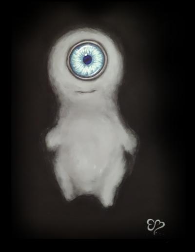 Esther Maurer, Mon petit fantôme